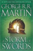 Book Cover Image. Title: A Storm of Swords (A Song of Ice and Fire #3), Author: George R. R. Martin