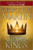 Book Cover Image. Title: A Clash of Kings (A Song of Ice and Fire #2), Author: George R. R. Martin