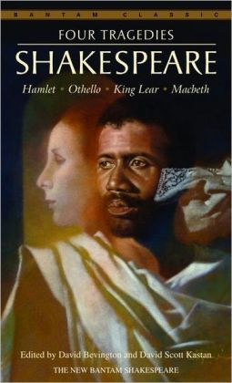 Four Tragedies: Hamlet, Othello, King Lear, Macbeth
