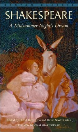 A Midsummer Night's Dream (Bantam Classic)