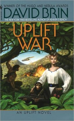 The Uplift War (Uplift Series #3)