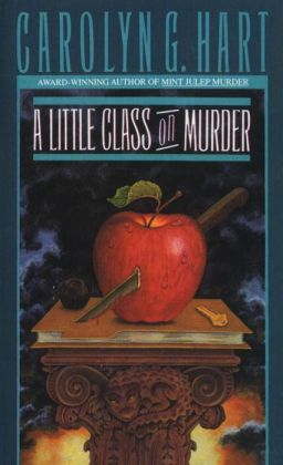 A Little Class on Murder (Death on Demand Series #5)