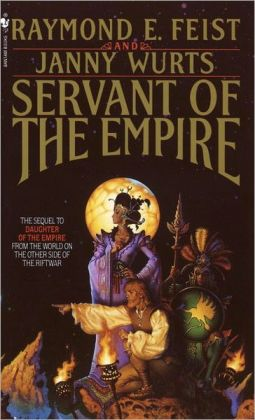 Servant of the Empire (Kelewan Empire Series #2)