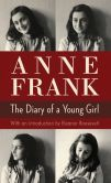 Book Cover Image. Title: The Diary of a Young Girl, Author: Anne Frank