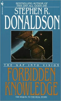 Forbidden Knowledge: The Gap into Vision (Gap Series #2)