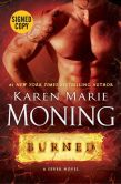 Book Cover Image. Title: Burned (Signed Book) (Fever Series #7), Author: Karen Marie Moning