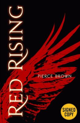 Red Rising (Signed Book) (Red Rising Series #1)