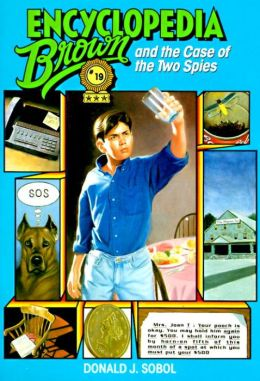 Encyclopedia Brown and the Case of the Two Spies (Encyclopedia Brown Series #19)