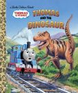 Book Cover Image. Title: Thomas and the Dinosaur (Thomas & Friends), Author: Golden Books