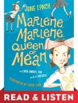 Book Cover Image. Title: Marlene, Marlene, Queen of Mean:  Read & Listen Edition, Author: Jane Lynch