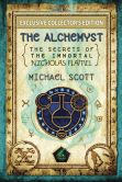 Book Cover Image. Title: The Alchemyst Exclusive Collector's Edition (The Secrets of the Immortal Nicholas Flamel #1), Author: Michael Scott