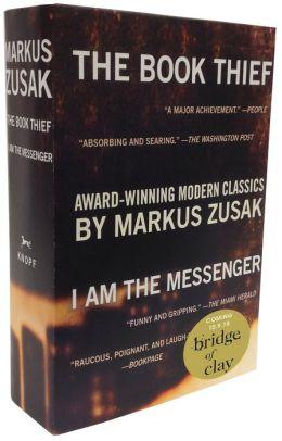 The Book Thief/I Am the Messenger Paperback Box Set