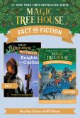 Book Cover Image. Title: Magic Tree House Fact & Fiction:  Knights, Author: Mary Pope Osborne