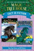 Book Cover Image. Title: Magic Tree House Fact & Fiction:  Horses, Author: Mary Pope Osborne
