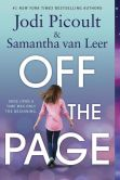 Book Cover Image. Title: Off the Page, Author: Jodi Picoult