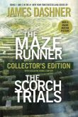 Book Cover Image. Title: The Maze Runner and The Scorch Trials:  The Collector's Edition (Maze Runner, Book One and Book Two), Author: James Dashner