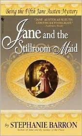 Jane and the Stillroom Maid (Jane Austen Series #5)