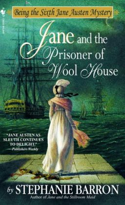 Jane and the Prisoner of Wool House (Jane Austen Series #6)