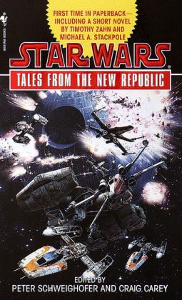 Star Wars Tales from the New Republic