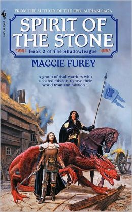 Spirit of the Stone: Book 2 of the Shadowleague