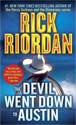 The Devil Went Down to Austin (Tres Navarre Series #4)