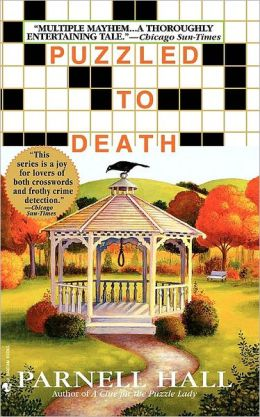 Puzzled to Death (Puzzle Lady Series #3)