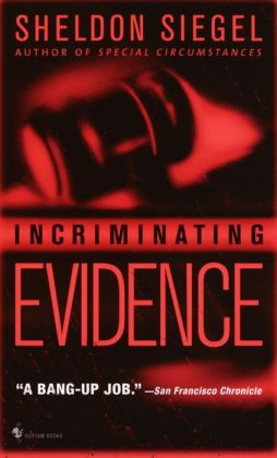 Incriminating Evidence (Mike Daley Series #2)