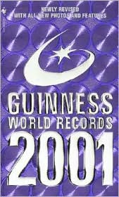 Guinness World Records 2001