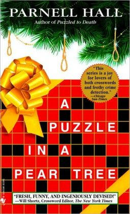 A Puzzle in a Pear Tree (Puzzle Lady Series #4)