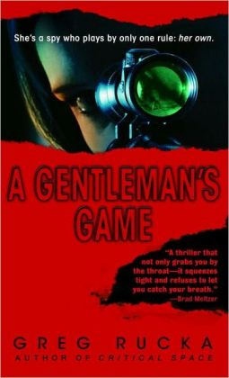 A Gentleman's Game (Queen and Country Novel Series #1)