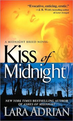 Kiss of Midnight (Midnight Breed Series #1)