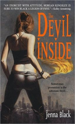 The Devil Inside (Morgan Kingsley Series #1)