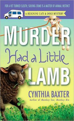 Murder Had a Little Lamb (Reigning Cats and Dogs Series #8)