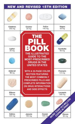The Pill Book (15th Edition): New and Revised 15th Edition