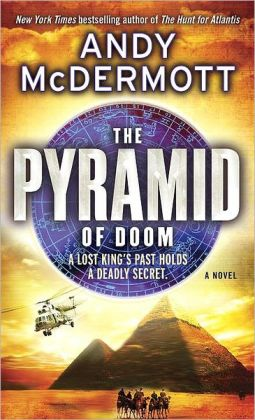The Pyramid of Doom (Nina Wilde/Eddie Chase Series #5)