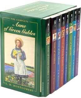 The Complete Anne of Green Gables (Boxed Set)