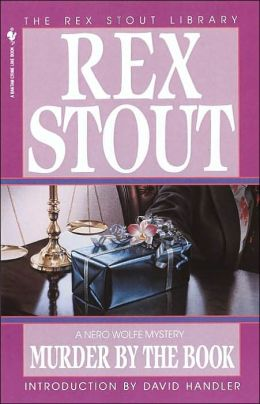 Murder by the Book (Nero Wolfe Series)