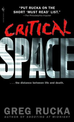 Critical Space (Atticus Kodiak Series #5)