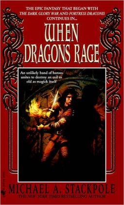 When Dragons Rage (DragonCrown War Cycle Series #3)