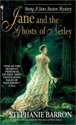 Jane and the Ghosts of Netley (Jane Austen Series #7)