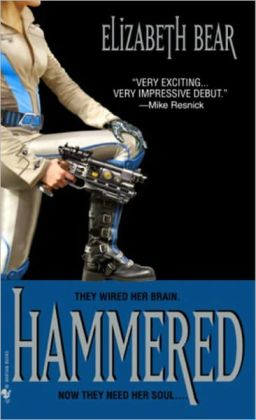 Hammered (Jenny Casey Series #1)