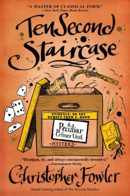 Ten Second Staircase (Peculiar Crimes Unit Series #4)