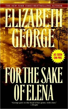 For the Sake of Elena (Inspector Lynley Series #5)