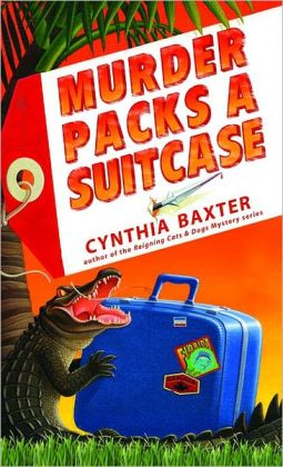Murder Packs a Suitcase (Murder Packs a Suitcase Series #1)