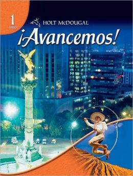 ?Avancemos!: Student Edition Level 1 2010