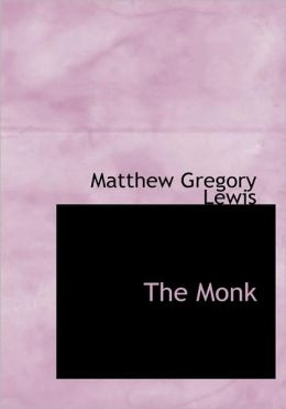 The Monk (Large Print Edition)