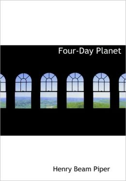 Four-Day Planet (Large Print Edition)