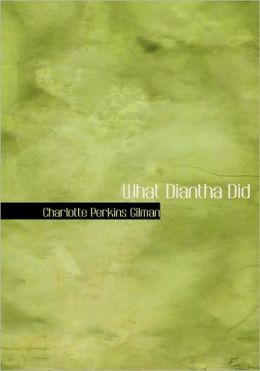 What Diantha Did (Large Print Edition)