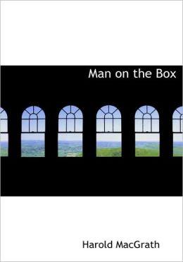 Man On The Box (Large Print Edition)