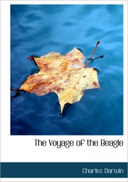 The Voyage of the Beagle (Large Print Edition)